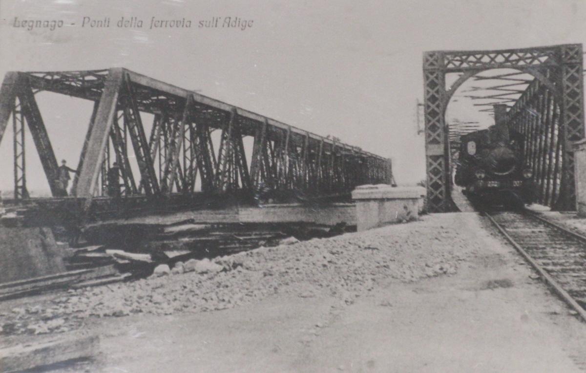 Ferrovie dello stato linea ostiglia treviso legnago e for Foto di ponti coperti